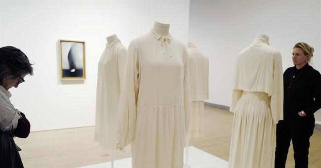 Brooklyn Museum highlights Georgia O'Keeffe as style icon