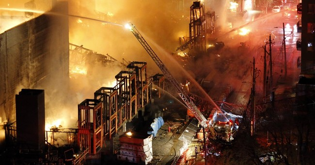 Chief: Apartment building inspected 50 times before blaze