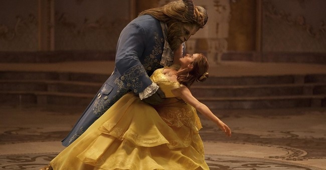 'Beauty and the Beast' debut weekend earnings revised up