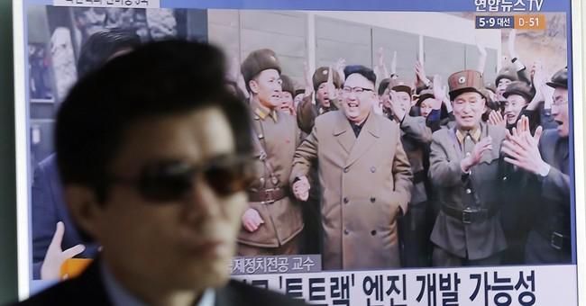 North Korea tests newly developed high-thrust rocket engine
