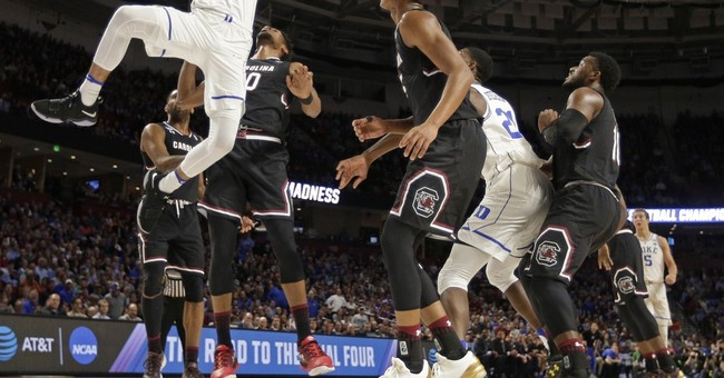 Sunday spike: NCAA TV audiences increase for CBS, Turner