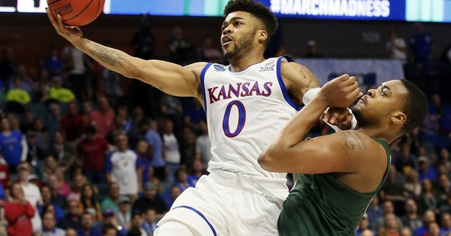 The Latest: Sweet 16 set after 2 more major upsets