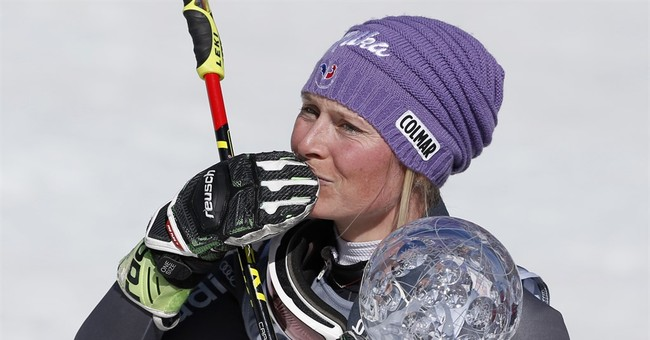 Brignone leads Italian sweep, Worley wins World Cup GS title
