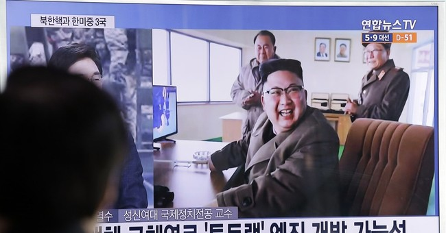 N.Korea says it's not afraid of US threat of military strike