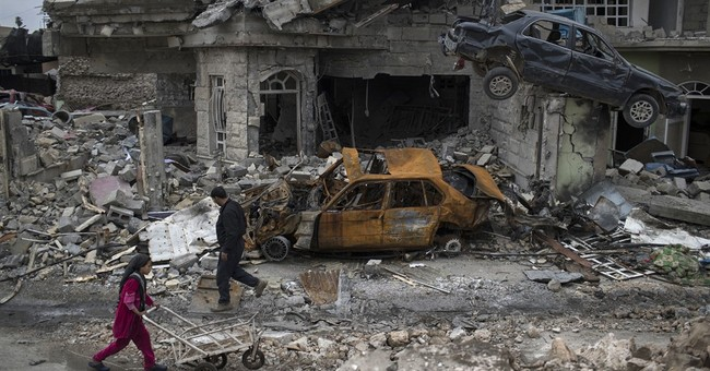 West Mosul battle looks to be deadliest yet for Iraqis