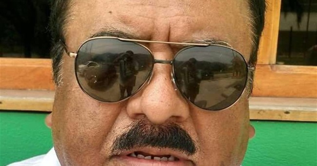 Another journalist slain in Mexico's violent Veracruz state