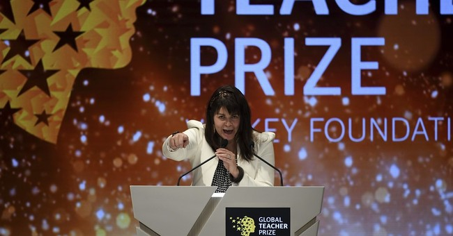 Canadian wins $1M global teacher prize for work with Inuit
