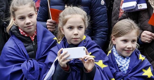 Thousands join rallies pro-Europe rallies across Germany