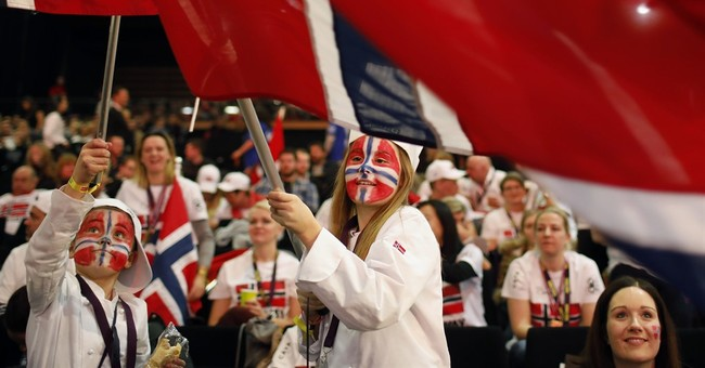 Who's happy, who's not: Norway tops list, US falls
