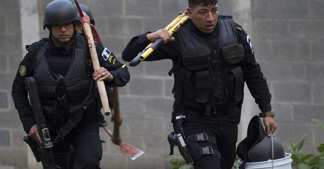 Death toll rises to 3 from inmate riot at Guatemala prison
