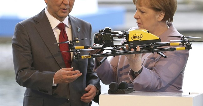 Germany's Merkel disputes Trump's NATO debt claim