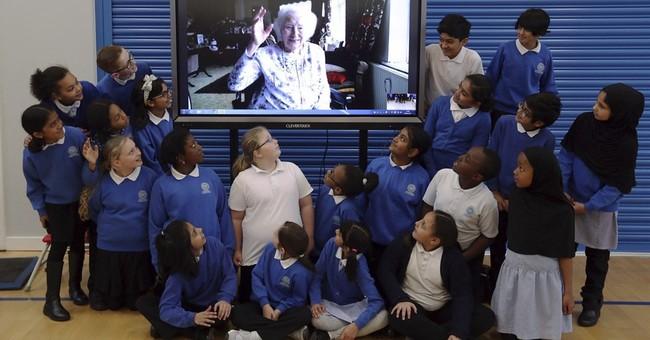 She's 100! Britain marks singer Vera Lynn's landmark day