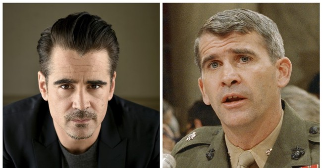 Colin Farrell tapped to play Oliver North for Amazon