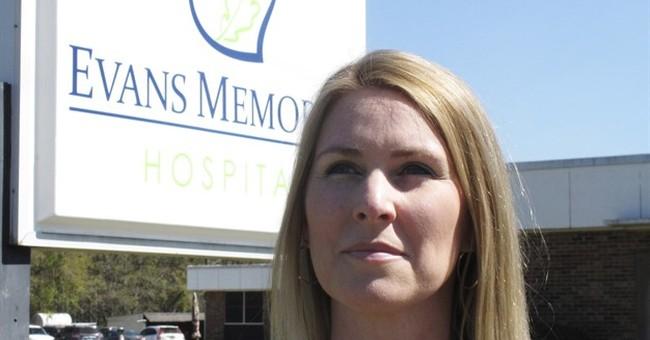Already in peril, rural hospitals unsure on health care bill