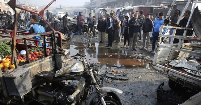 Attacks in and around Baghdad kill 23