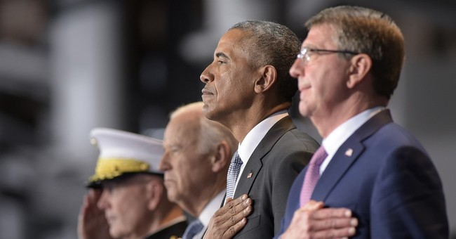 Pentagon chief: 'Virtually zero' Russian support against IS