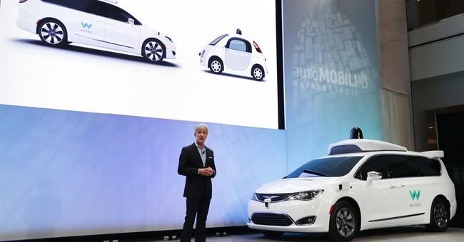 Waymo self-driving minivan will start test drives this month