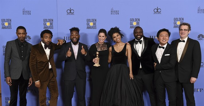 Simpson series, 'Atlanta,' and 'Night Manager' win Globes