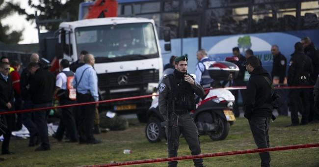 The Latest: Israel PM says attacker was IS supporter