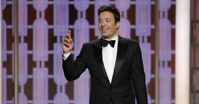 Globes honored TV and movies, and often slammed Donald Trump