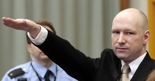 Norwegian mass murderer Breivik in human rights appeal case