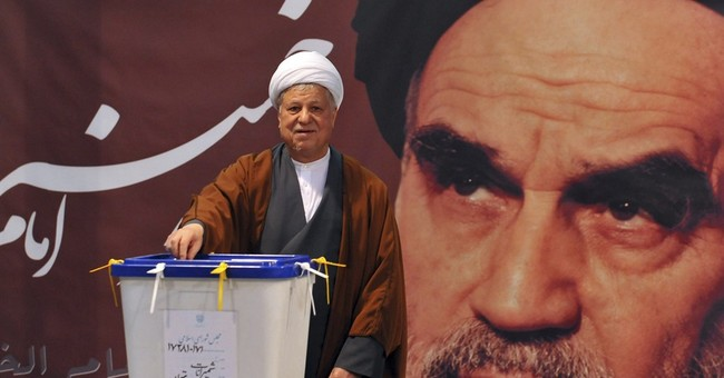Rafsanjani, Iran leader whose life mirrored nation's, dies