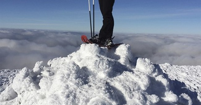 Woman completes White Mountains hiking challenge in 1 year