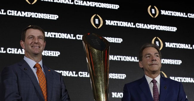 Has Saban already surpassed the man in the houndstooth hat?