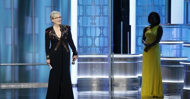 Trump, McCain weigh in on Meryl Streep's Globes speech