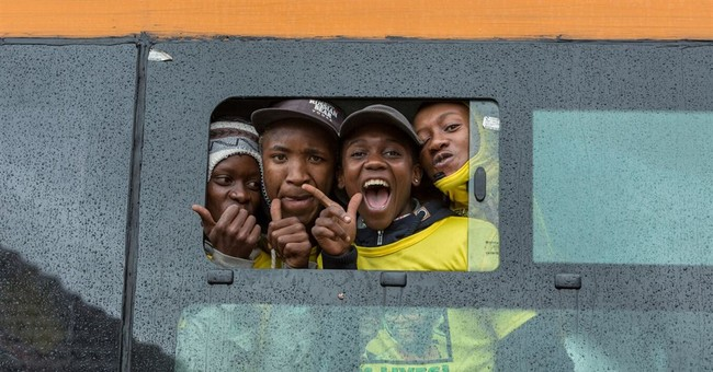 'We have made mistakes,' South Africa president tells party