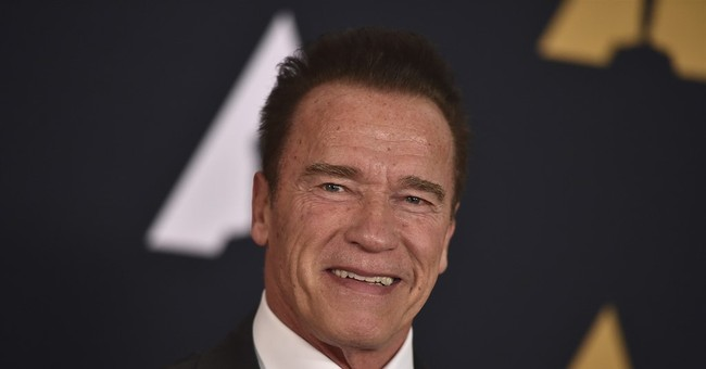 Schwarzenegger on Trump approval ratings: 'You got swamped'