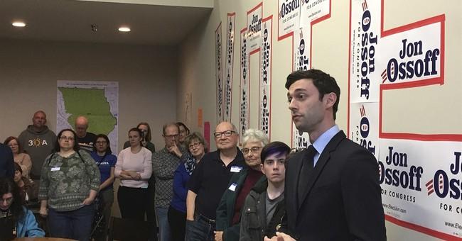 In Republican 'burbs, Georgia election centers on a Democrat