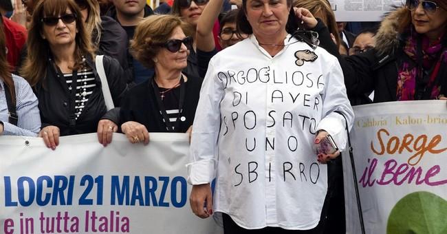 Italian priest denounces mafia threats as cowardly