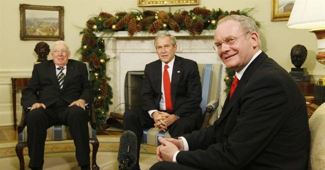 Martin McGuinness, IRA leader turned peacemaker, dies at 66