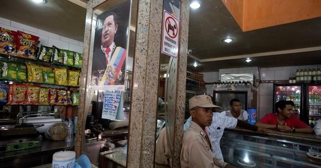 Venezuela's socialist leaders seize bakeries in 'bread war'