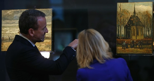 Rogues' gallery: A look at art recovered after major thefts