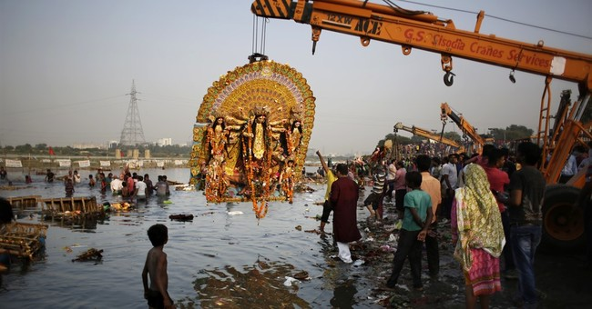 India gives Ganges, Yamuna rivers same rights as a human