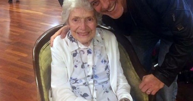 George Clooney pays surprise visit to devoted UK fan