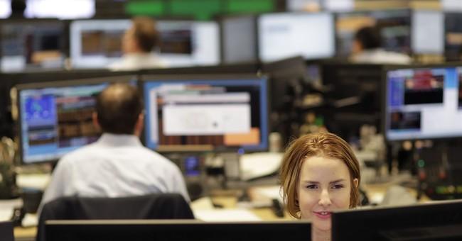Stocks tumble as banks, industrials take broad losses