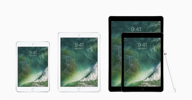 Apple cuts prices on lower-end iPads, releases red iPhones