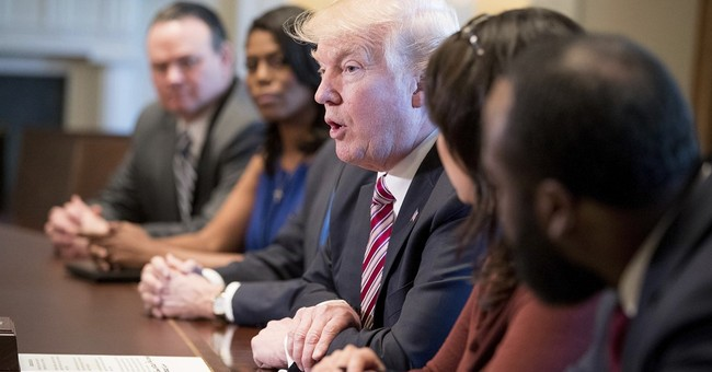 Black lawmakers say they had candid conversation with Trump