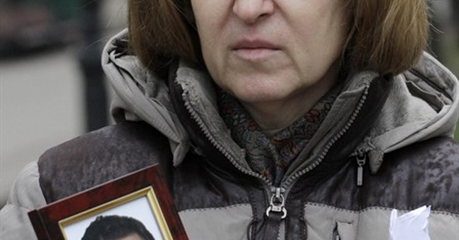 Lawyer for Russian whistle-blower's family injured in fall