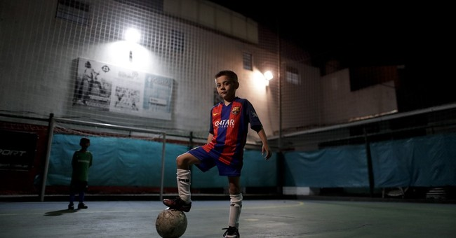 The next Messi may be training at this youth soccer academy