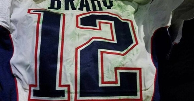 Serial numbers, game photos may help verify Brady jerseys