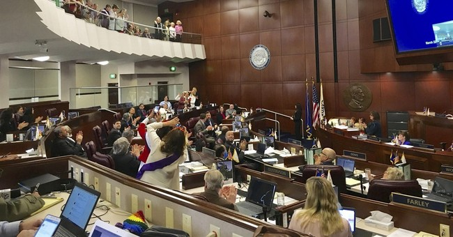 Nevada backs Equal Rights Amendment decades after deadline