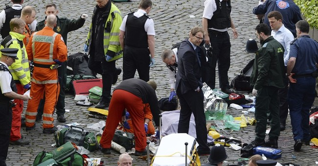 Before Parliament violence, other attacks on Britain