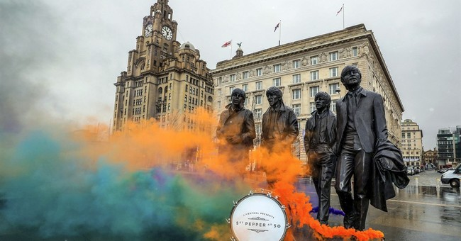 Liverpool plans extravaganza for 50 years of 'Sgt. Pepper'