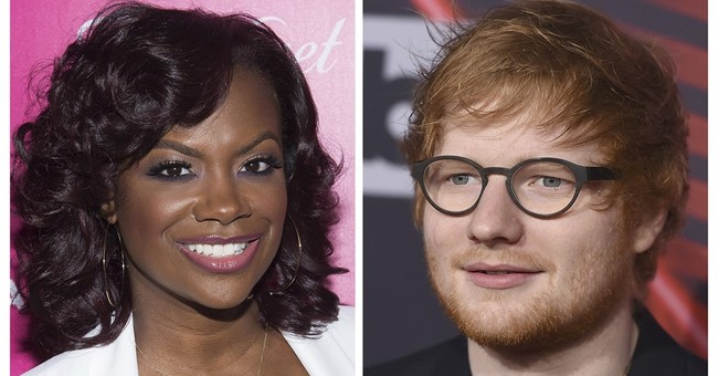 'No Scrubs' writers get added to Sheeran hit 'Shape of You'