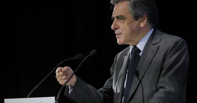 Kremlin dismisses new claims against French candidate Fillon