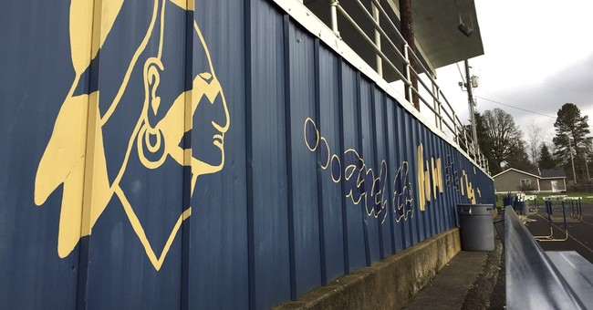 Braves, warriors, chieftains: Oregon takes on tribal mascots